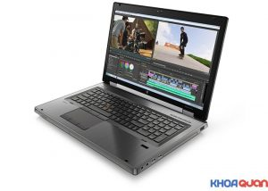 Laptop HP Workstation 8770w cũ