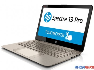 HP Spectre 13 Ultrabook Touch ( Core i5 4200U – Ram 4G – SSD 128G – 13″ – FHD)