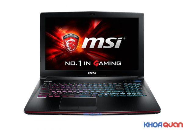 So sánh laptop Alienware vs MSI