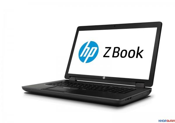 Đánh giá laptop Laptop HP zbook 17 chuyên đồ họa