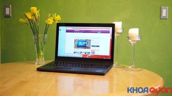 Lenovo Thinkpad W550s – laptop IBM chuyên cho đồ họa