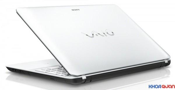 Mua laptop cũ Sony Vaio SVF 15217SGW