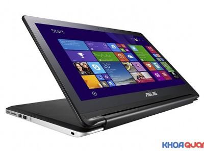 ASUS Flip Q503U Touch (Core I5 6200U – Ram 8G – HDD 1T – 15.6″ – FHD)
