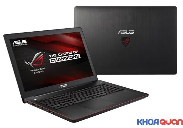 4 laptop chơi game đáng mong đợi với cấu hình khủng