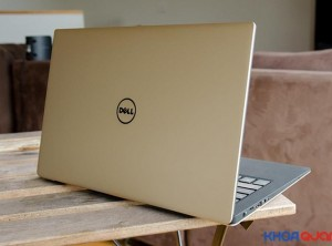 DELL XPS 13 9350 Touch ( Core I7 6560U – Ram 8GB – SSD 256GB – QHD ) GOLD