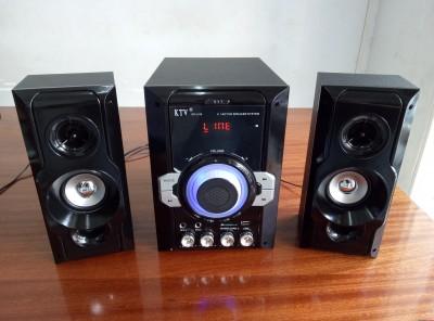 Loa vi tính KTV 2.1 ( Kết nối qua line, Bluetooth, Thẻ nhớ âm thanh chất lượng)
