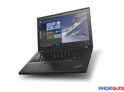 Lenovo Thinkpad X260 (Core I7 6600U – Ram 8G – SSD 256G – 12.5 inch – HD) Like New