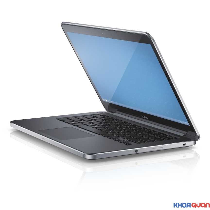 Dell XPS 14 (9420) notebook computer.