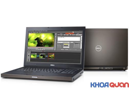 Những lý do nên chọn Laptop workstation Dell M6700