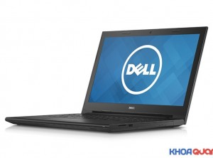 Dell Inspiron 3558 (Core I3 5015U – Ram 4Gb – HDD 1T – 15.6″ – HD)