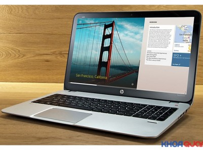 HP Envy 15 Touch (Core I7 4700QM – Ram 8G – HDD 1T – 15.6 – HD)