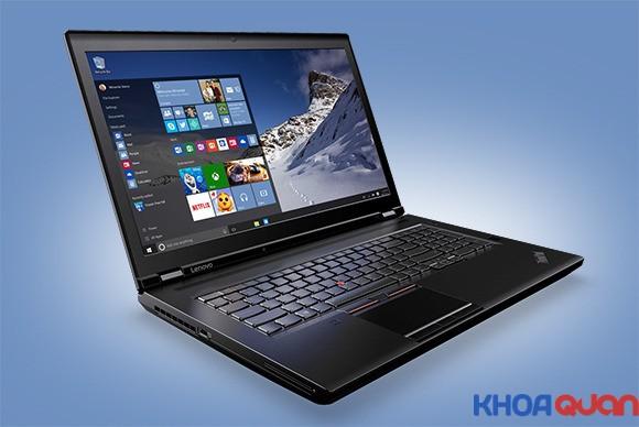 Laptop Lenovo ThinkPad P70 cũ xách tay USA giá rẻ TPHCM