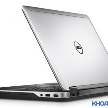 Mẫu laptop Dell latitude e6540 siêu bền cho coder