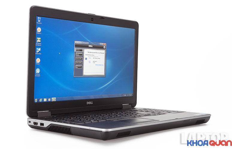 Laptop Dell Latitude E7480 xách tay USA cũ giá rẻ TPHCM: Khoa Quân