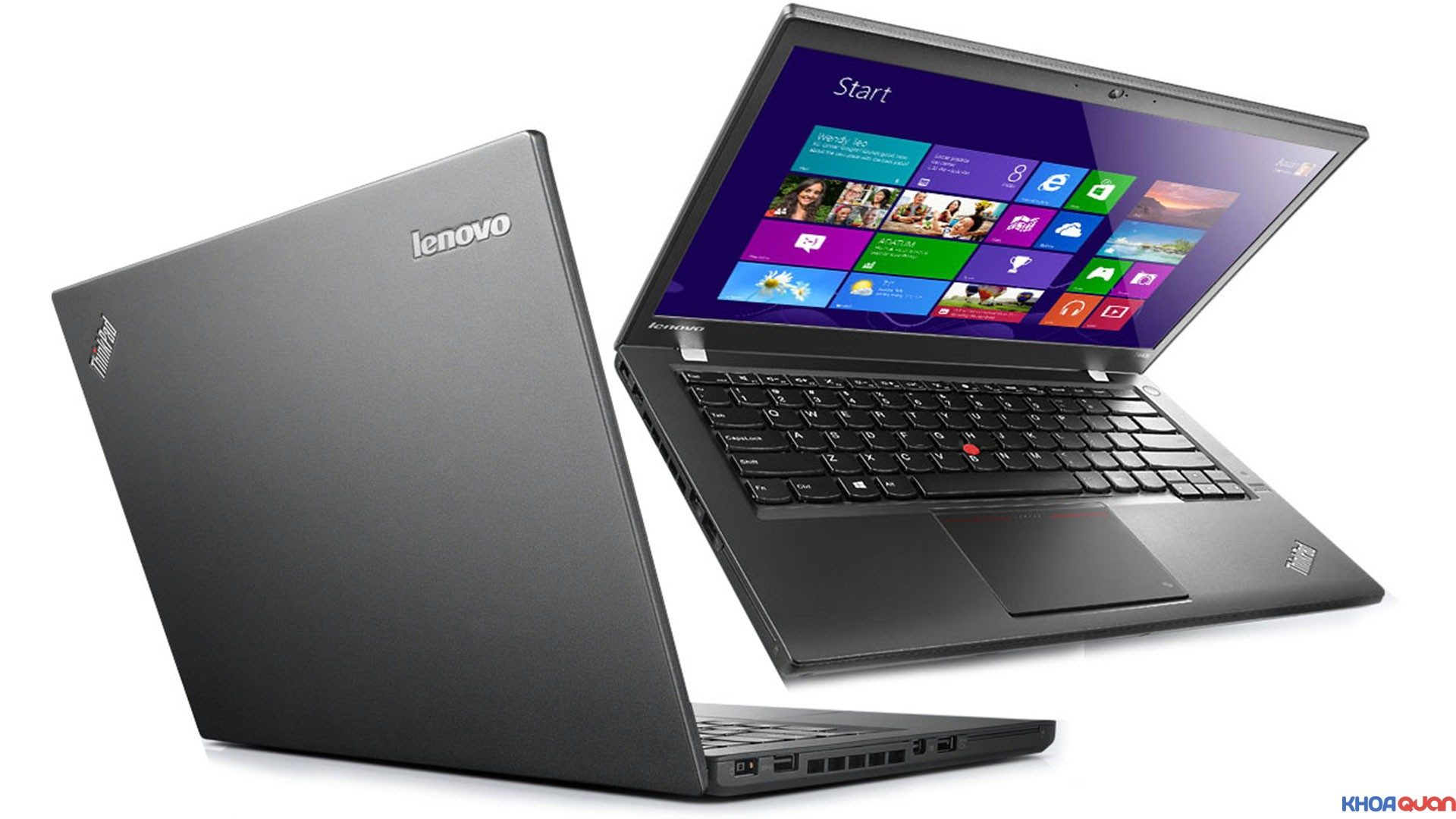 Những mẫu laptop Lenovo Thinkpad đáng mua