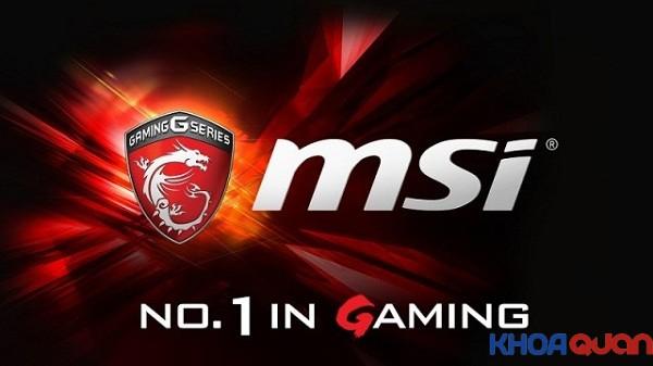 Những tính năng đặc biệt chỉ có trên MSI Gaming