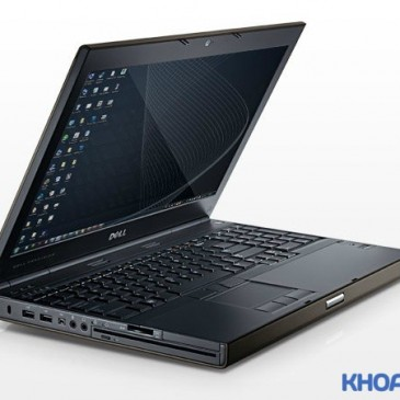 Tư vấn laptop chơi game chuyên đồ họa của Dell