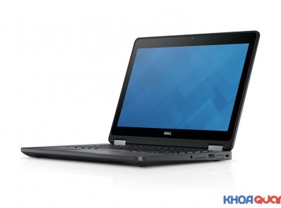Dell Latitude E5270 (Core I7 6500U – Ram 8G – SSD 256G – 12.5″ – FHD) Like New