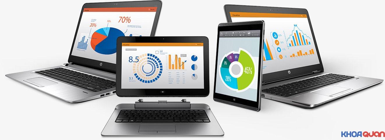 Giới thiệu các dòng laptop cho dân Lập trình IT, CNTT