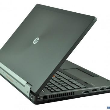 Giới thiệu laptop HP workstation 8570W hàng like new