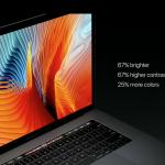 Macbook Pro 2017: thiết kế lột xác và mạnh mẽ