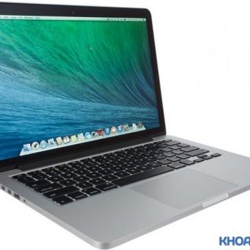 Macbook Pro Retina MF840: laptop mỏng nhẹ cao cấp