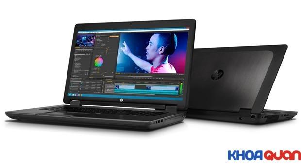 Những điểm nổi bật của laptop HP ZBook 15