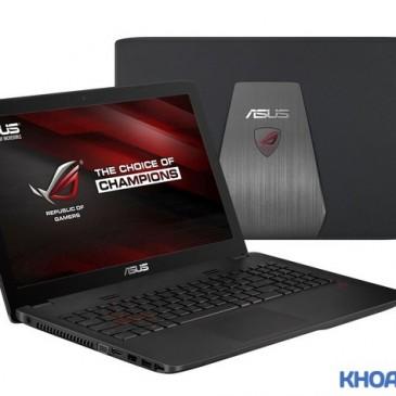 Top 3 laptop dành cho game thủ năm 2016