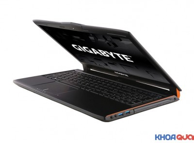 Gigabyte P55K V4 (Core I7-5700HQ – 8G – SSD 128 + HDD 1T – GTX 965M – 15.6″ – FHD ) Like New