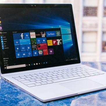 4 mẫu laptop xách tay được đánh giá cao năm 2017