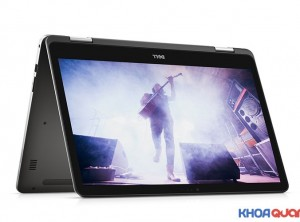 Dell Inspiron 7779 Touch ( Core I7-7500U – Ram 16G – SSD 512 – NVIDIA 940MX – 17″ – FHD)
