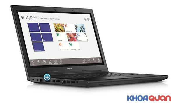 Top 4 mẫu laptop Dell giá rẻ dành cho sinh viên