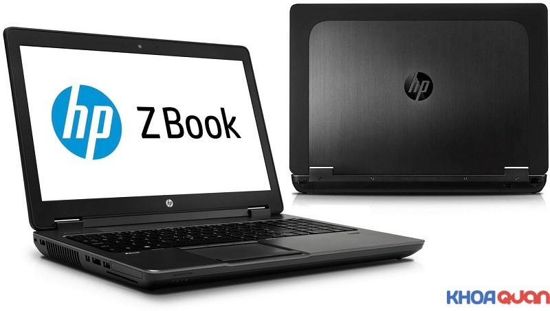 4 điểm nổi bật của dòng laptop HP ZBook 15