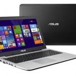 5 dòng laptop xách tay hiệu Asus có màn hình 15,6 inch