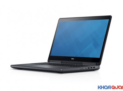 Dell Precision M7710 ( I7 6820HQ – Ram 16G – HDD 1T – 17.3″ – Quadro M4000M – UHD) Like New