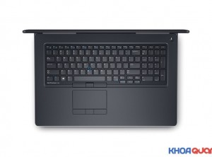 Dell Precision 7710 Core i7 6920HQ 2.9Ghz Turbo 3.8Ghz, Ram 32, SSD 512GB M2, Vga Quadro M3000M 8GB, 17.3″ FHD