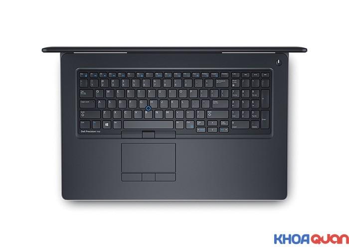 Laptop Dell Precision 7710 cũ xách tay USA giá rẻ TPHCM