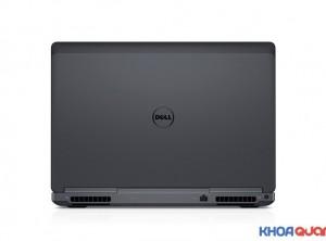 Dell Precision 7710 Intel Xeon E3 1535M V5 Ram 16 SSD 512GB M2 Quadro M3000M 8GB 17.3 FHD