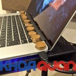 Học cách giảm độ nóng cho laptop xách tay