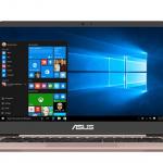 Laptop siêu mỏng Asus ZenBook UX410