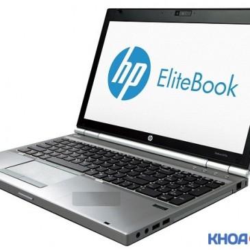 Những lý do nên chọn dòng laptop HP 8570w