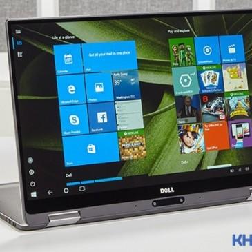 Phiên bản laptop Dell XPS 13 màn hình 2-trong-1