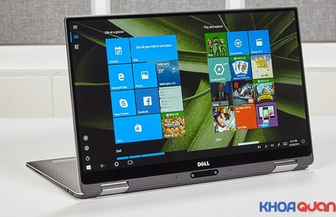 Laptop Dell XPS 13 9370 xách tay USA cũ giá rẻ HCM tại Khoa Quân