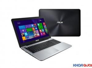 Asus F555LF (Core I7-5500U – Ram 8G – HDD 1T – NVIDIA 930M – 15.6″ – HD)