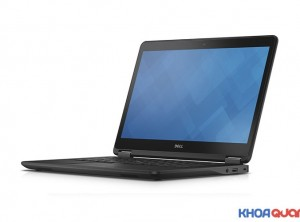 Dell Latitude E7270 Touch (Core i7 6600U – Ram 8GB – SSD 512GB – 12.5″ – FHD)