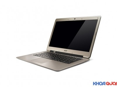 Acer Aspire S3 ( Core I3 2367M – Ram 4G – HDD 320G + SSD 20G – 13.3″ – HD) Máy đẹp