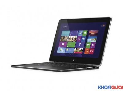 Laptop Dell XPS 11 9P33 (Core I5 4210Y – Ram 4Gb – SSD 128Gb – 11.1″ – QHD ) Máy đẹp