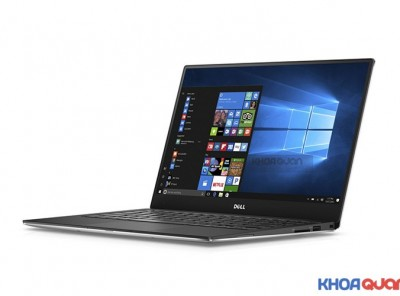 Dell XPS 13 9360 Touch (Core I7 7500U – Ram 16GB – SSD 512GB – 13.3″ – QHD)