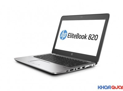 HP Elitebook 820 G3 (Core I7 6600U – Ram 16G – SSD 256G – 12.5″ – FHD)