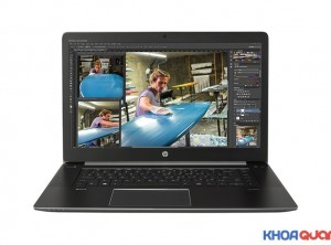 Hp Workstation Zbook Studio G3: Intel Core i7-6820HQ/ Ram 16GB bus 2133/ SSD 512Gb PCle/ LCD 15.6in UHD 4K IPS/ VGA Nvidia Quadro M1000M 4Gb